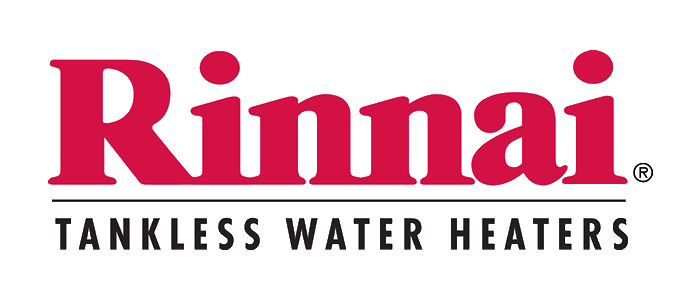 rinnai water heaters logo